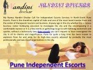 Sexy Call Girl Pune Escorts Services - www.nandinidivekar.com