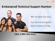 1-844-355-5111 Embarqmail Technical Support Number