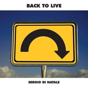 BACK TO LIVE (demo) - Sergio Di Natale