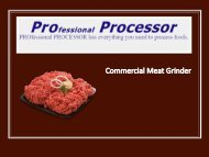 Meat Grinders: Home & Kitchen