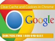 How to Clear Cache and Cookies in Chrome
