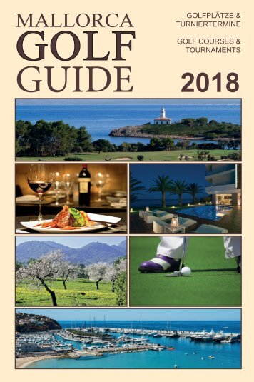 Mallorca Golf Guide 2018