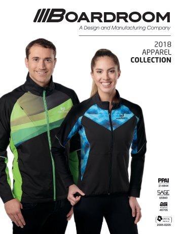 Boardroom - 2018 Catalogue