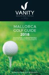 Viva & Vanity Golf Guide 2018