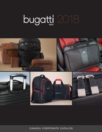 Bugatti - 2018 Catalogue