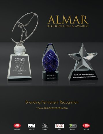 Almar Recognition & Awards