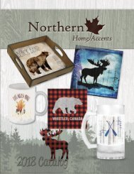 Northern Home Accents 2018 Catalog