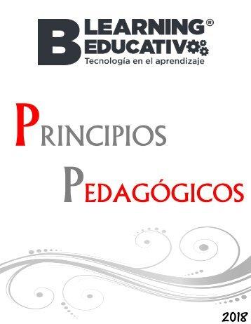 Principios Pedagógicos A