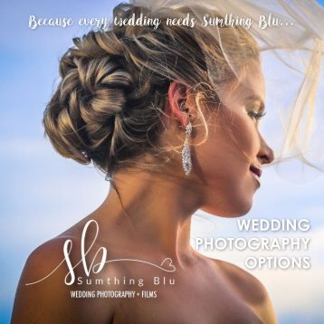 Sumthing Blu - Wedding Photography Options (LoRez)