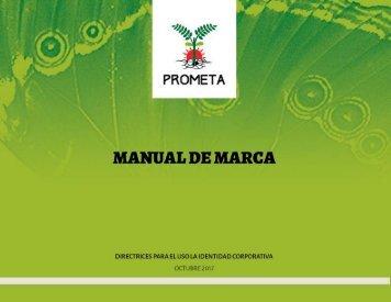 Brand Book Prometa
