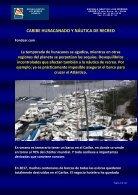 CARIBE HURACANADO Y NÁUTICA DE RECREO - Fondear.org - Page 2