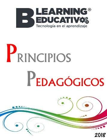 Principios Pedagógicos C