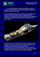 EL YATE MÁS GRANDE DEL MUNDO PROTEGERÁ EL PLANETA - Nauta360 - Page 4