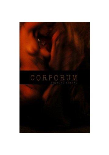 """Corporum"" Frances Amaral 2017"