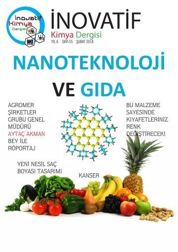 Inovatif Kimya Dergisi Sayi 55