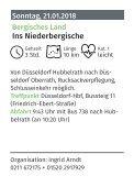 DAV Düsseldorf Wanderplan 1HJ 2018 - Seite 6
