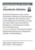 DAV Düsseldorf Wanderplan 1HJ 2018 - Seite 7