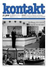 Ausgabe 21 (04.11.2010) - Herrnhut