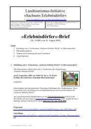 Brief - Sächsisches Staatsministerium für Umwelt und Landwirtschaft