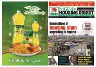 Nigeria Housing Digest 2018