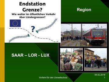 Endstation Grenze SPNV Saar-Lor-Lux vom 23.09.2015 EP