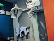 Dental X ray machine at Smile Shoppe Pediatric Dentistry Springdale AR 72762