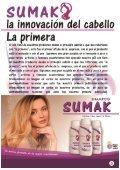 SUMAK-LA innovación del cabello - Page 6