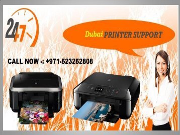 Printer Repair Service Dubai