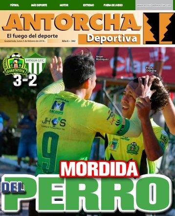 Antorcha Deportiva  302