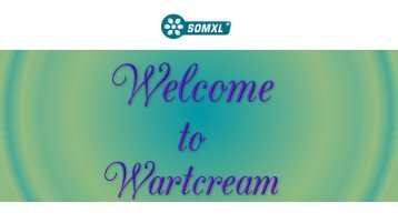 Wart Removal Products - Wartcream