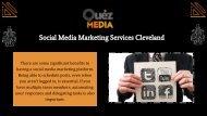 Marketing Firms Cleveland OH | Quez Media Marketing