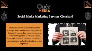 Marketing Firms Cleveland OH | Quez Media Marketing