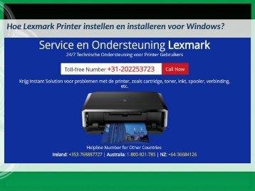 Hoe_Lexmark_Printer_instellen_en_installeren_voor_