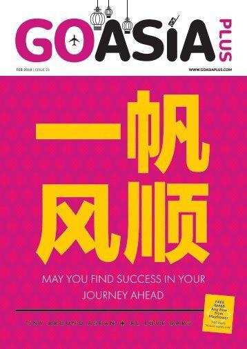 GOASIAPLUS February 2018 Issue