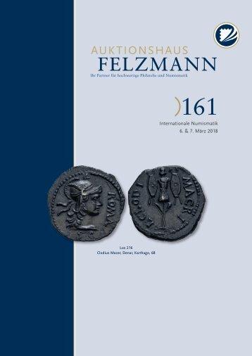 Auktion161-01-Numismatik_Cover