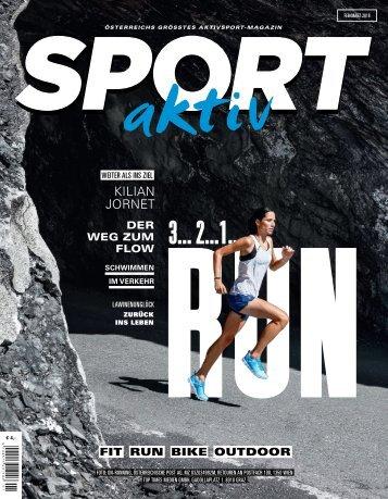 SPORTaktiv Magazin Februar 2018