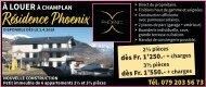 Projet promotion Champlan