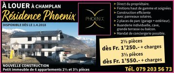 Projet promotion Champlan