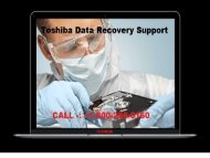 Data Recovery Support Number 1-800-505-1746 Data Recovery Services