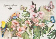 Garry Floyd Heart Of The Forest Ii Canvas Print 30x30cm