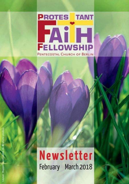 PFF Newsletter