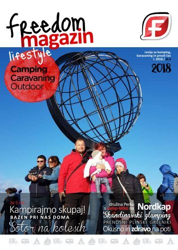 Freedom MAGAZIN 2018