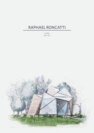 Portfolio | Raphael Roncatti | 2018
