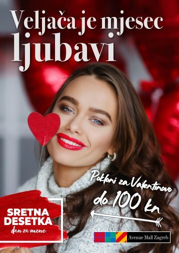 Valentinovo katalog 2018