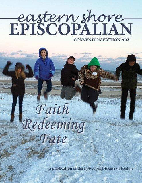 Eastern Shore Episcopalian (ESE) - Convention 2018