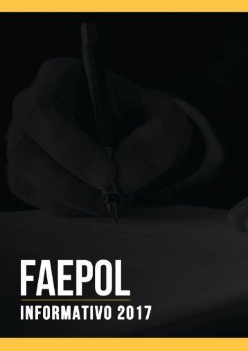 Informativo FAEPOL 2017 LQ