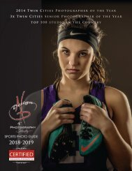 2018-2019 NP Design & Photography Sports Brochure