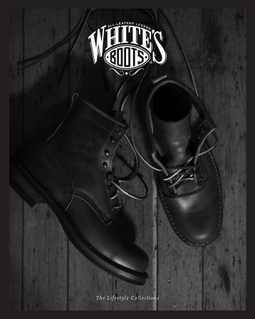 White's Boots - The Lifestyle Collections