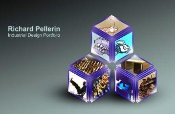 R-Pellerin Industrial Design Portfolio
