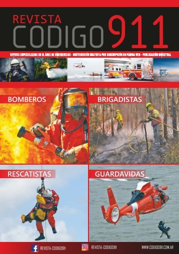PDF REVISTA CODIGO 911 NUMERO1 AÑO 1